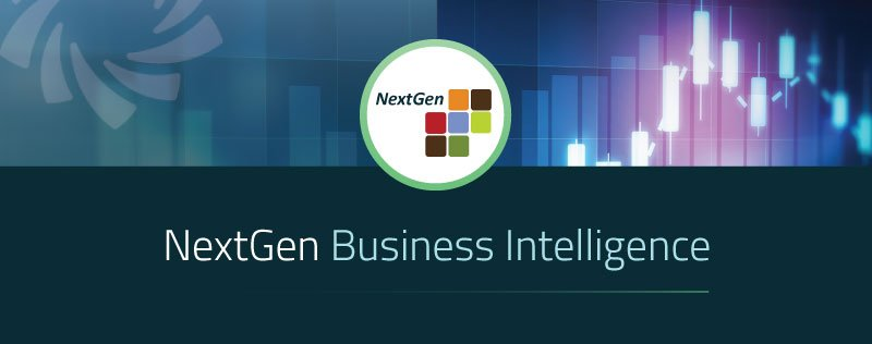 NextGen Business Intelligence graphic.